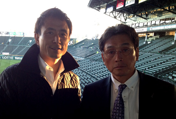 ABCラジオ野球解説2012.04.14