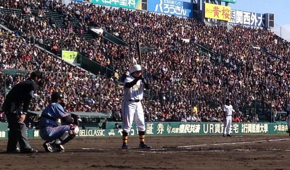 阪神巨人OB戦2012.11.18-2