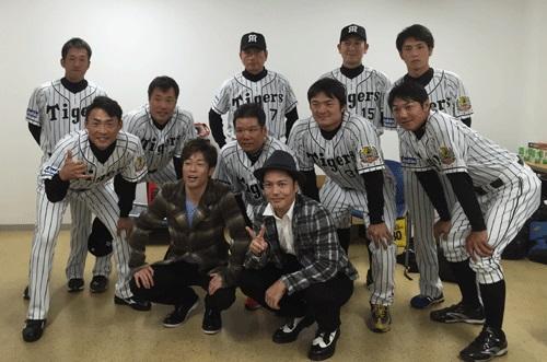 阪神タイガースファン感謝デー2015.11.21